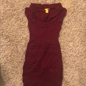 Knit sleeveless dress by Catherine Malandrino